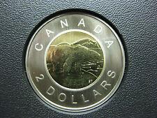 2009 Canadian Specimen Toonie ($2.00)