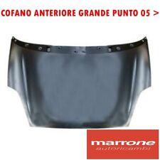 COFANO MOTORE ANTERIORE FIAT GRANDE PUNTO 2005 > 05 > 06> DA VERNICIARE