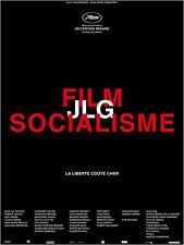 Affiche 120x160cm FILM SOCIALISME /JLG (2010) Jean-Luc Godard - Tanvier NEUVE