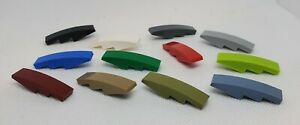 LEGO Slope Curved 4x1 61678 11153 [4 pieces] Choose Color