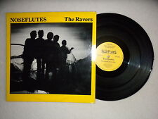 "MAXI 45T NOSEFLUTES ""The ravers"" RON JOHNSON RECORDS ZRON 19 UK µ"