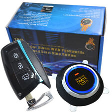 cardot key smart remote auto engine button start stop system alarm security