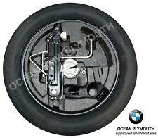 Genuine BMW Space Saver Spare Wheel Kit - 5 Series E60 / E61 - 36110308889
