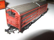 Roco Epoche III (1949-1970) Modellbahnen der Spur N-Güterwagen