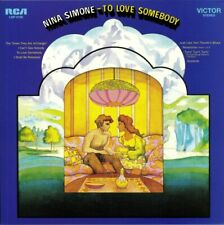 SIMONE, Nina - To Love Somebody - Vinyl (LP)