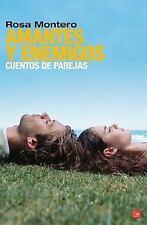Amantes y Enemigos: Cuentos de Parejas (Narrativa) (Spanish Edition)-ExLibrary