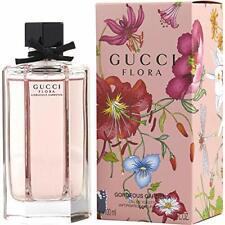 flora gorgeous gardenia perfume by gucci 100 ml 3.3 oz
