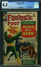 Fantastic Four #32 CGC 4.5 -- 1964 -- Super Skrull Death Dr Storm #1299666011