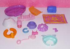 authentic LPS petshop lot bundle 15 accessoires accessories