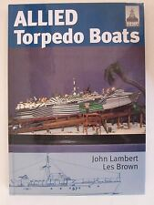ShipCraft Special: Allied Torpedo Boats - Modeling Reference Book