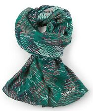 Kipling Womans Viscose Scarf - Metallic Print