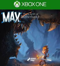 Max: The Curse of Brotherhood - für Xbox One - Produkt-Key. Versand per eMail