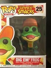 Dig 'Em Frog (Honey Smacks) Funko Pop