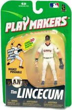 MLB Playmakers Series 1 Tim Lincecum Action Figure [Fielding]