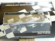 MCLAREN MERCEDES MP4-98T HAKKINEN 2000 MINICHAMPS 530984378 1/43