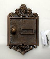 Messing Antik Style Haustüre Klingel 1er Tür Türklingel Engel TK1A