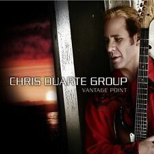 Vantage Point [Digipak] cd The Chris Duarte Group (2008 Blues Bureau rec) Bonus