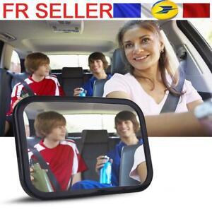 OMorc Miroir Auto Bébé Rétroviseur de Surveillance Bébé pour Siège Arrière