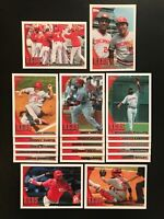 2010 TOPPS CINCINNATI REDS TEAM SET (19) CARDS