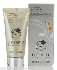 Liz EARLE Superskin Crema Hidratante Tubo 15 ml Con Aceite Natural Neroli Borraja/Rosa Mosqueta