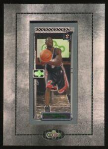 2003-04 Topps Matrix Framed Dwyane Wade Miami Heat RC Rookie