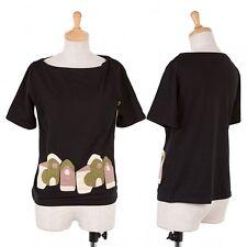 Jocomomola Patch design T-Shirt Size 40(K-46836)