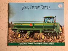 John Deere Drills 28 Pages