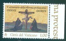 2017 Vatican City Sc# 1668, Protestant Reformation  MNH