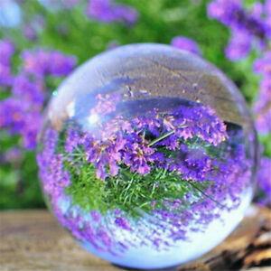 110mm Fotokugel Glaskugel Klar Kristallkugeln Ohne Lufteinschlüsse Fotografie DE