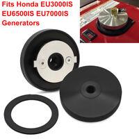 Aluminum GENERATOR EXTENDED RUN FUEL CAP for Honda EU3000IS EU6500IS EU7000IS US