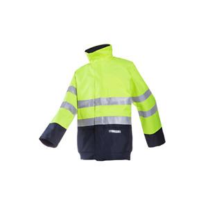 Flame retardant anti static drivers jacket