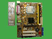 ASUS P5VD2-VM SE Mainboard + Intel PENTIUM E2160 SLA8Z 2X 1,8 GHz