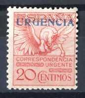Sellos de España 1930 nº 489 Pegaso URGENCIA Nuevo sin charnela ref.A1