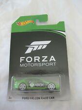 Hot Wheels Fonza Motorsport Special Edition Ford Falcon Race Car Mint In Card