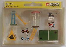 NOCH 14814  'Playground' Accessories 00/H0 Model Railway