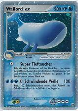 Carte Pokémon Wailord ex 100/100 - Ex Tempête de sable-LP