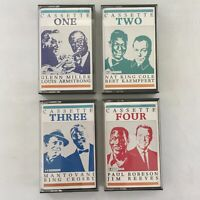 4 Readers Digest We WIll Remember Them Audio Cassette Tapes Various Artists