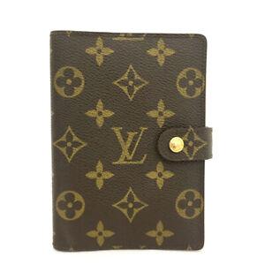 Louis Vuitton Monogram Agenda PM Notebook Cover /82803