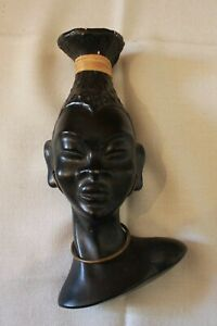 Anzengruber ? Gmunden Afrikaner Wandmaske
