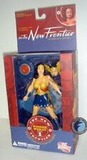 JLA New Frontier 1: Wonder Woman Action Figure NEW Box Slightly Damaged