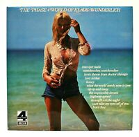 "The ‎Phase 4 World Of Klaus Wunderlich SPA 532 12"" Vinyl LP FREE UK P&P"
