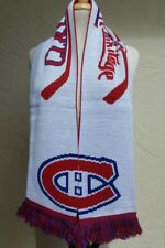 Montreal Canadians 2011 Heritage Classic NHL Hockey Scarf