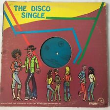 """BUMBLEBEE UNLIMITED Lady Bug 12"""" VG Red Greg disco mix John Morales (1978)"""