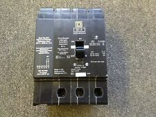 SQUARE D CIRCUIT BREAKER 90 AMP 480V 3 POLE 120V SHUNT TRIP EDB34090SA