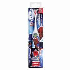 Spinbrush For Kids Battery Powered Toothbrush - Spiderman