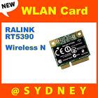 RALINK RT5390 Wireless N WLAN WIFI PCI-E Half-Mini Card #630703-001