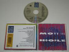 MOTT THE HOOPLE/WALKIN' WITH A MOUNTAIN(IMCD 87/ISLAND 842 545-2) CD ALBUM