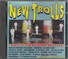 "NEW TROLLS - RARO CD FUORI CATALOGO "" I NOSTRI PIU' GRANDI SUCCESSI """