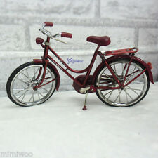 1/6 Bjd Dollfie Hujoo Blythe Pullip DAL Doll Miniature Mini Classic Bicycle RED