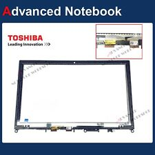 """15.6"""" Touch Screen Glass Digitizer Panel for Toshiba Satellite L55w-C with Frame"""